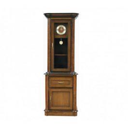 Книжный шкаф c часами - мебель в Калининграде