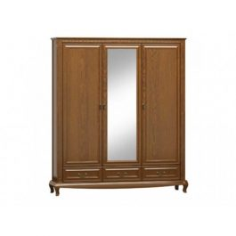 Шкаф трехстворчатый с зеркалом - мебель в Калининграде