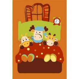 Детский коврик Три лосенка в Калининграде