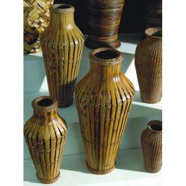 Ваза из бамбука в Калининграде