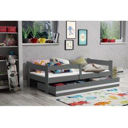 Кровать детская с ящиком для белья - мебель в Калининграде