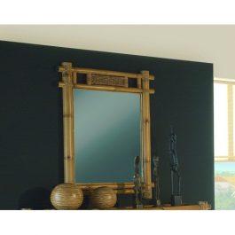 Зеркало из бамбука в Калининграде