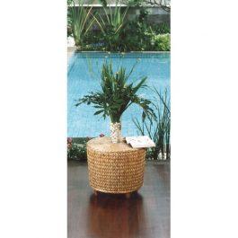 Круглый столик из бамбука в Калининграде