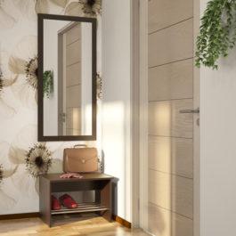 Тумба для обуви Эва, купить мебель в прихожую в Мебельном центре уют в Калининграде и области