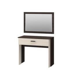 Косметический стол с зеркалом София купить в Мебельном центре Уют в Калининграде и области