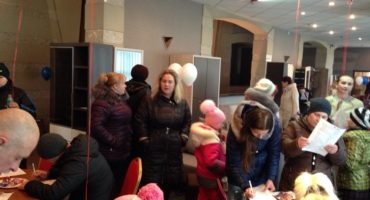 Открытие нового Мебельного центра Уют в Балтийске