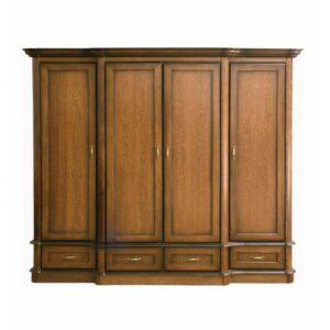 Шкаф четырёхстворчатый - мебель в Калининграде