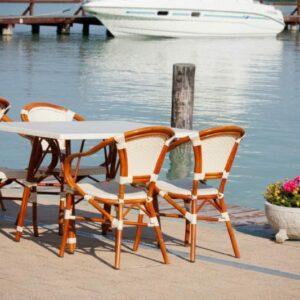 Мебель для летнего кафе в Калининграде
