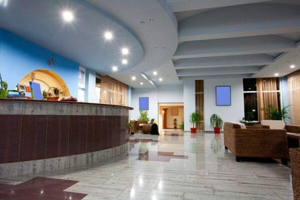 Рецепция для гостиницы в Калининграде
