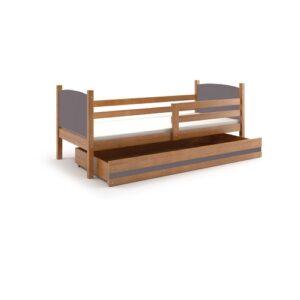 Детская кровать с ящиком для белья - мебель в Калининграде