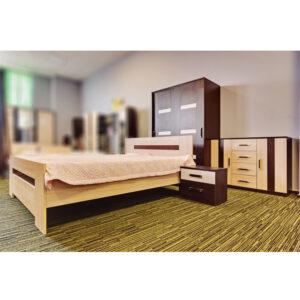 Спальный гарнитур Orlando купить в Мебельном центре Уют в Калининграде и области