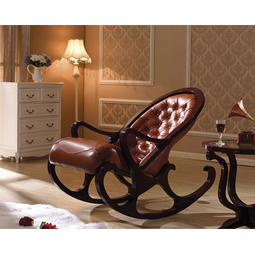 Кресло-качалка в мебельном центре Уют, Калининград