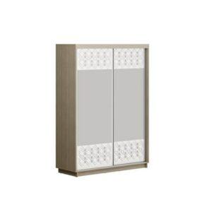Большой шкаф-купе с зеркалом Амели купить в Мебельном центре Уют в Калининграде и области