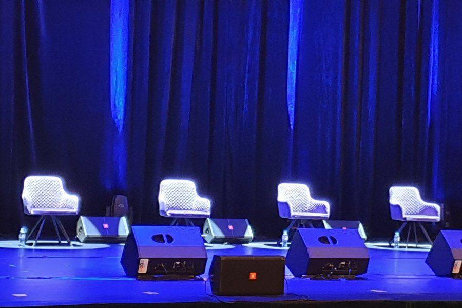 Презентация стула в Калининграде