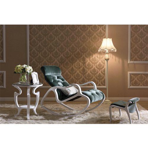 Деревянное кресло-качалка Gordica