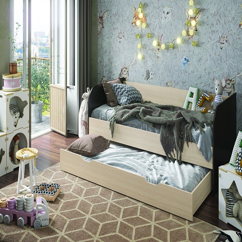 Детская двухспальная кровать Бали